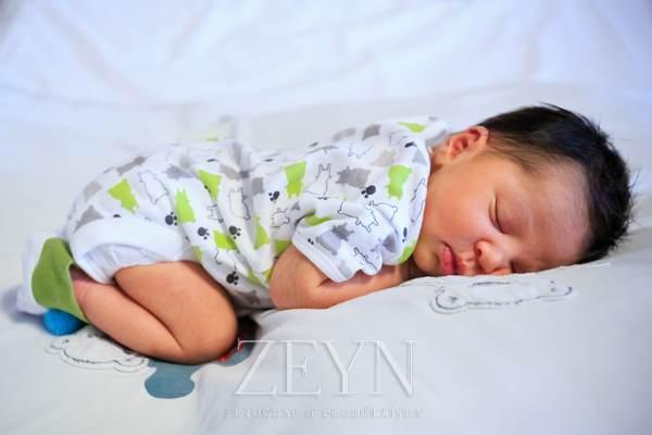 Alya Bebek Doğum Fotoğrafları