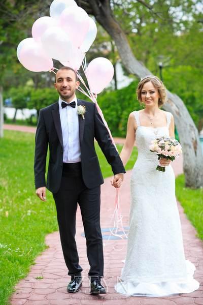 Aydan ve Okan Düğün Fotoğrafları