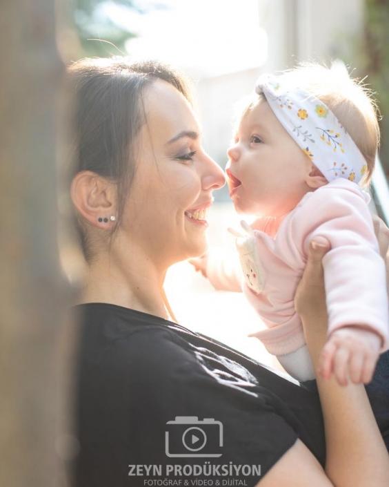 Gökçe Ela Bebek Doğum Fotoğrafları